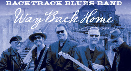 Backtrack Blues Band Way Back Home CD